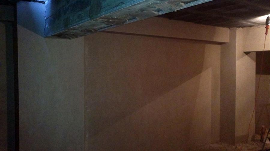 Foto Yeso En Paredes De Construcciones Y Reformas Ileda