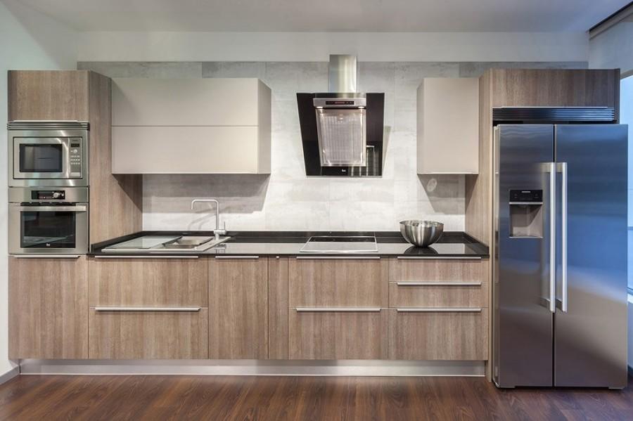Muebles de cocina en postformado