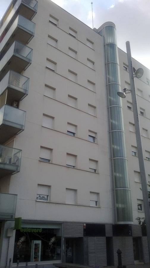 Foto obra en torre romeu sabadell de construcciones san - Constructoras sabadell ...