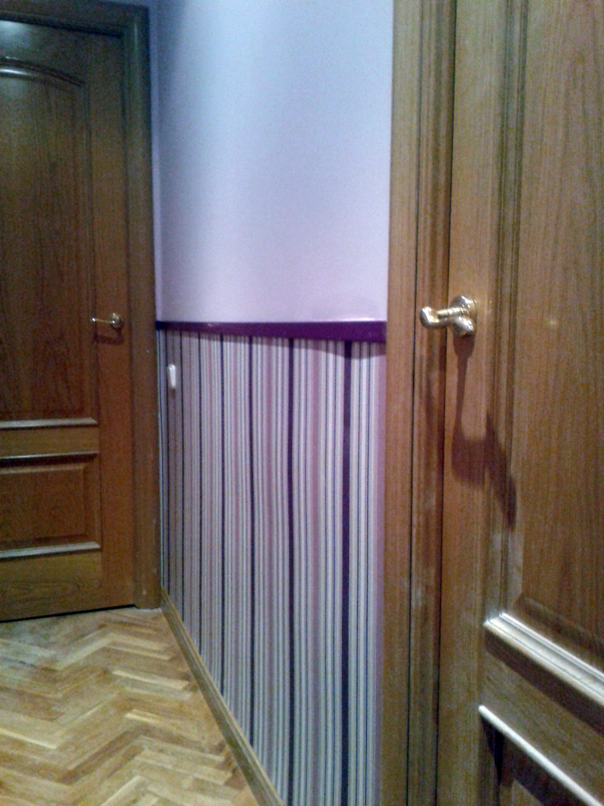 Foto z calo de papel pintado detalle de alfonso garcia for Papel pintado coruna