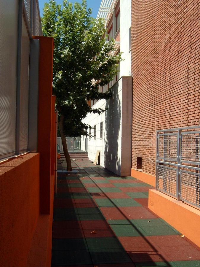 Zona infantil en colegio Madrid