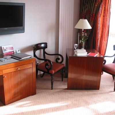 Decoracion, Park Hotel Bremen