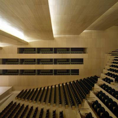 Auditorio y Palacio de Congresos Castellón 2004
