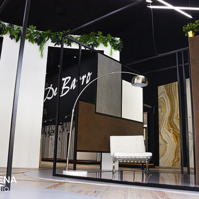 DISENA Studio - Showroom De Barro