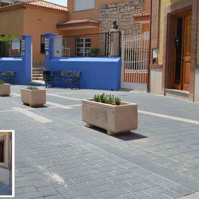 Pavimentación y renovación de saneamiento en calles de Chiva
