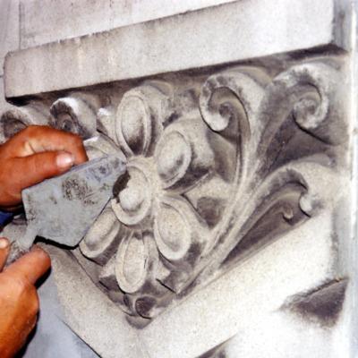 Restauración de fachadas - Elementos arquitectónicos - 1