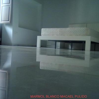 MARMOL BLANCO PULIDO