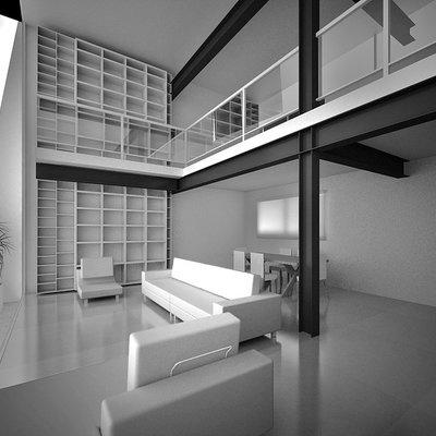 Proyecto para loft en Jerez