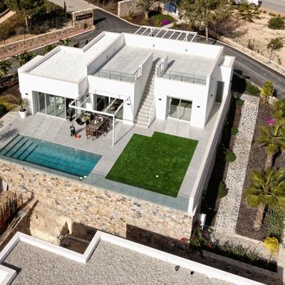 Villa 1 Vista aerea