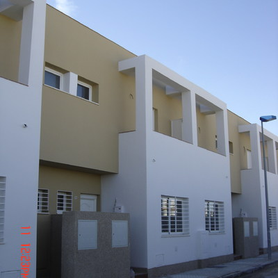 Viviendas de protección oficial en Los Palacios