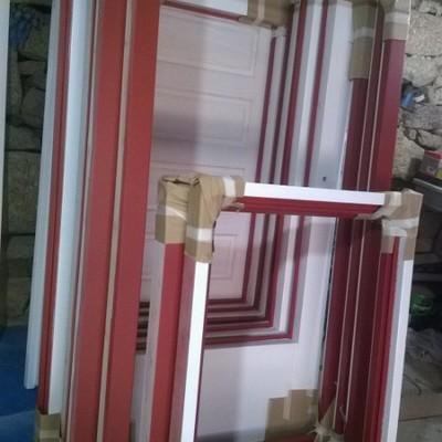 lacado carpintería