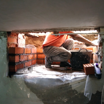 Reforma integral de sótano (DETALLE)