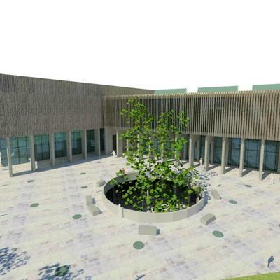 Proyecto edificación de Centro Cívico