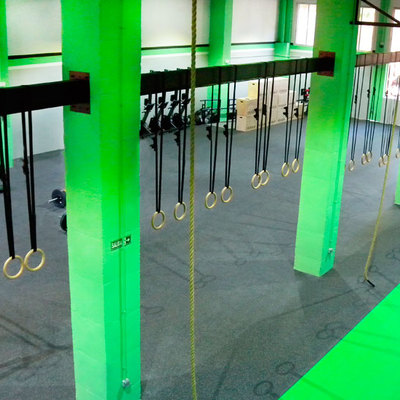 Rehabilitación Nave Industrial para gimnasio