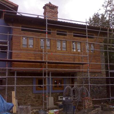 Restauración de vivienda unifamiliar