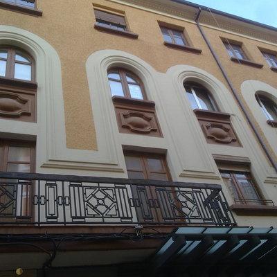 rehabilitación fachada gil y carrasco
