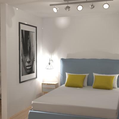 Decoración Apartamento Soltero