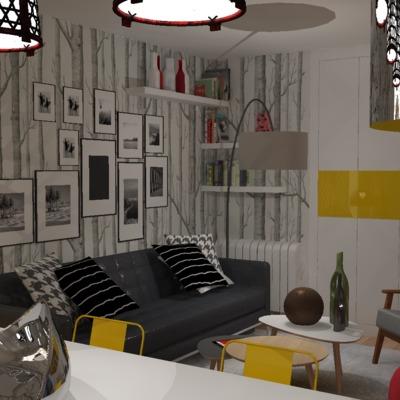 Vista Panorámica Apartamento Soltero 02