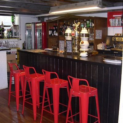 Diseño de Cafetería