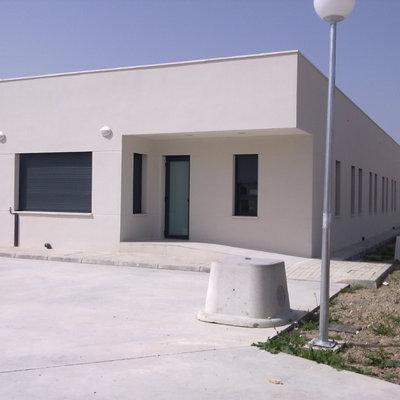 Edifico Administrativo Cuartel Guardia Civil. Baltanás.