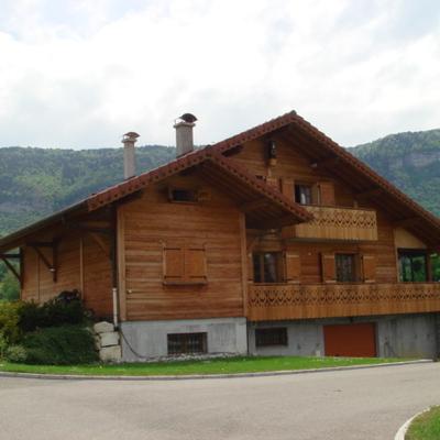 Casa Madera.