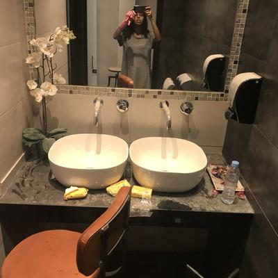 Limpieza integral lavabos