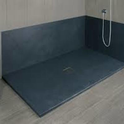 Cambio bañera por plato ducha más revestimiento pared
