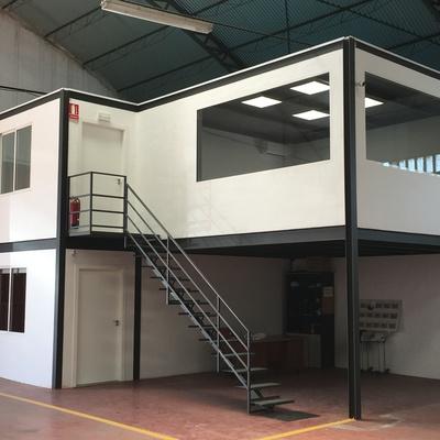 Ampliación oficinas Iberocar