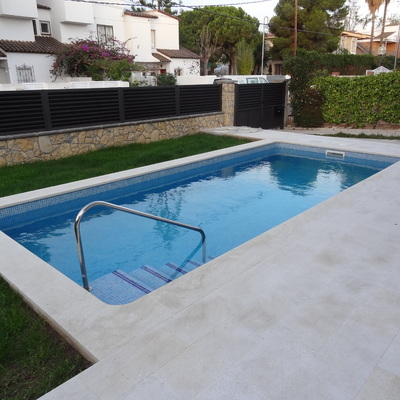 Materiales para construir una piscina free como hacer una for Materiales para construccion de piscinas
