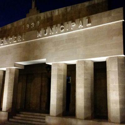 Restauración Pórtico cementerio de Palma