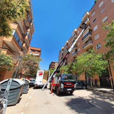 Mudanza Granollers a Valencia