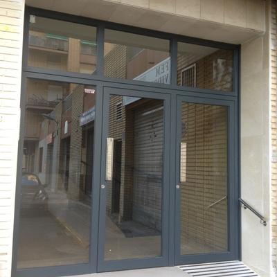 Puerta de patio Valencia