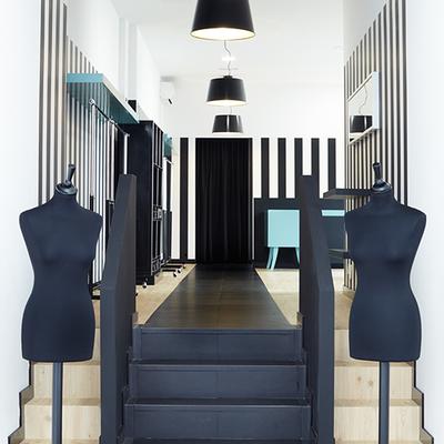Luci Von. Local comerial para tienda de ropa multimarca