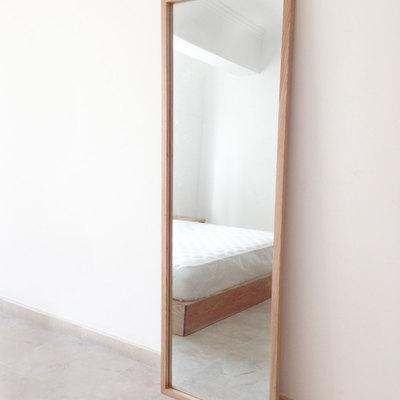 Fabricación de espejo para un piso (Santo Domingo, República Dominicana)