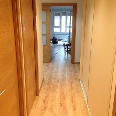 Carpintería interior suelos y puertas
