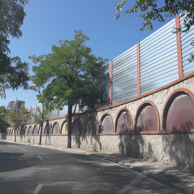 PANTALLAS ACUSTIAS CHAMARTIN ADIF