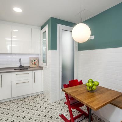 Reforma de cocina de 8 m2
