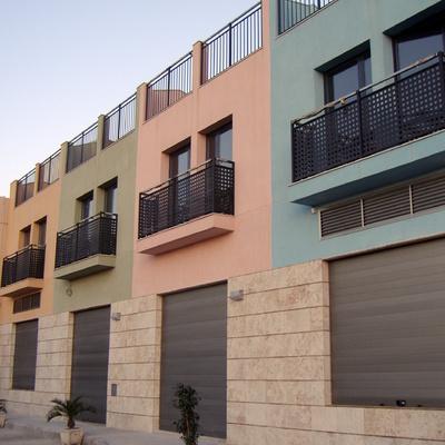 F*g! arQuiteQturas 10 viviendas en El Palmar
