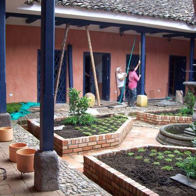 Rehabilitación de una casa del S. XVIII