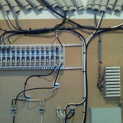 Sistema amplificación cabecera comunidad.