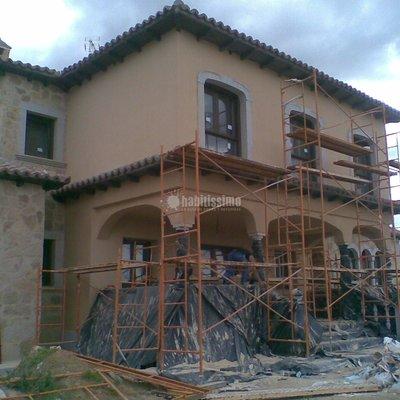 Rehabilitación Fachadas, Revestimientos Fachadas, Revestimientos