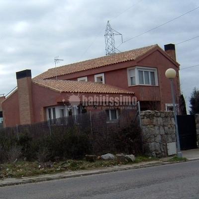 VIVIENDA EN HOYO DE MANZANARES