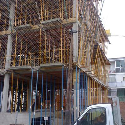 fotos de estructura edificio