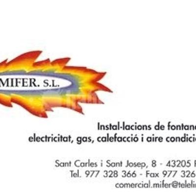 Electricistas, Calefacción, Electricidad