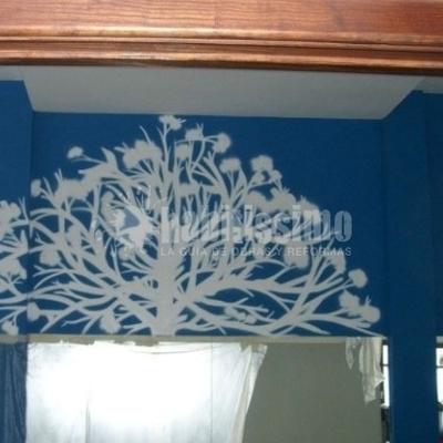Pintores, Murales, Decoración Interiores