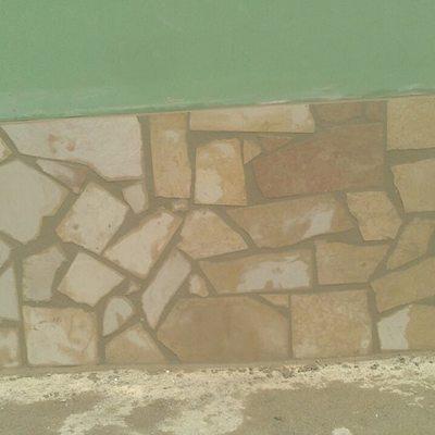 Reparación Muro de piedra