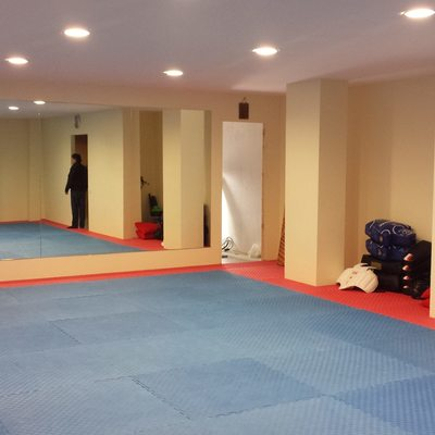 tatami gimnasio en les Corts