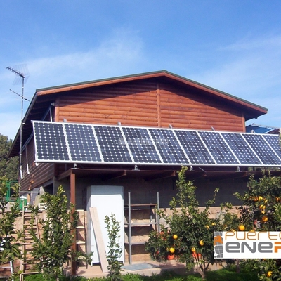 Placas Solares, Energía Solar, Biomasa