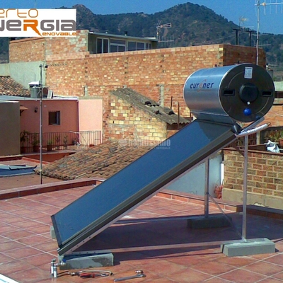 Placas Solares, Energía Eólica, Energía Solar