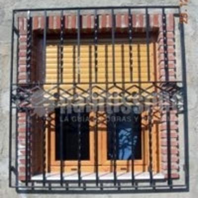 Carpintería Metálica, Hierro, Aluminio